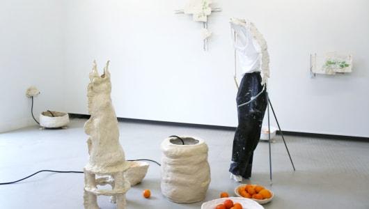 New Talent 2019, Zahar Bondar, Tibor Dieters, Natasha Rijkhoff, Myrto Christou, Jorge L. Barragán Castaño, Galerie Bart