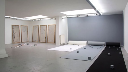 To Leave the Trace, Ties Ten Bosch, Frank Taal Galerie