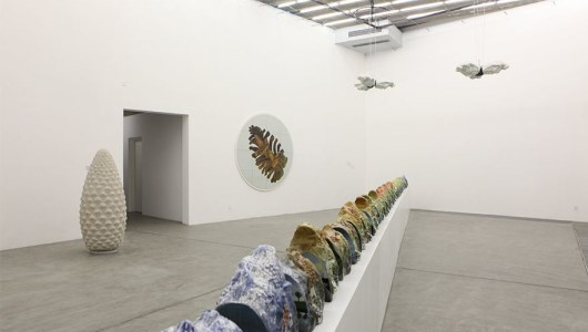 The White Album, Adriaan Rees, Livingstone gallery
