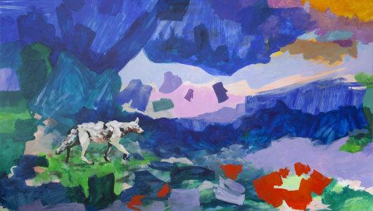 Jacco Olivier & Per Kirkeby | Axis Mundi, Per Kirkeby, Jacco Olivier, Galerie Ron Mandos