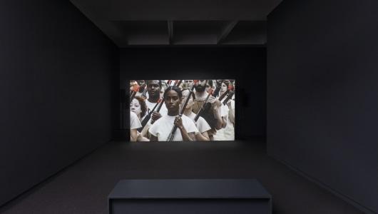 Yael Bartana - The Undertakers, Yael Bartana, Annet Gelink Gallery