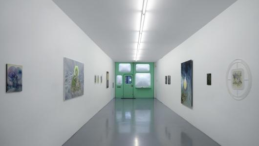 Josefina Anjou & Sarah Księska, Sarah Księska, Josefina Anjou, Galerie Fons Welters