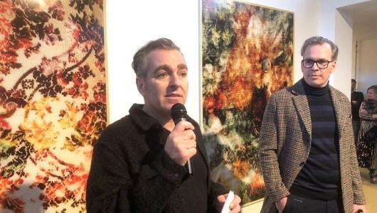 Artistic Midlife Crisis of a Storyteller @Pennings, Tom Woestenborghs, Frank Taal Galerie