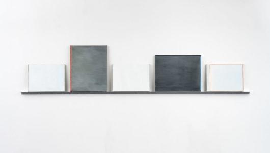 Jan Wattjes - White Noise, Jan Wattjes, Livingstone gallery