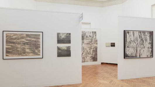 Art On Paper 2019, Joris Vanpoucke, Denitsa Todorova, DMW Gallery