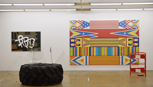 Art Rotterdam | 2020, Marinus Boezem, Ronald de Bloeme, Carel Visser, Jurriaan Molenaar, BorzoGallery