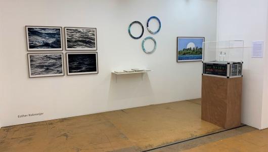 Art Rotterdam 2020, Esther Kokmeijer, Anouk Griffioen, Roosmarijn Pallandt, Natascha Libbert, Galerie Vriend van Bavink