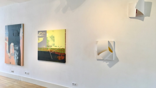 Remembrance, Bas Lobik, David Engel, René Korten, Galerie Helder