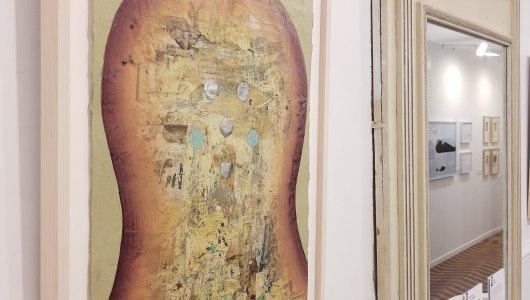 Drawing Room Madrid 2020, Lawrence James Bailey, Toni van Tiel, Raymond Lemstra, Galerie Bart
