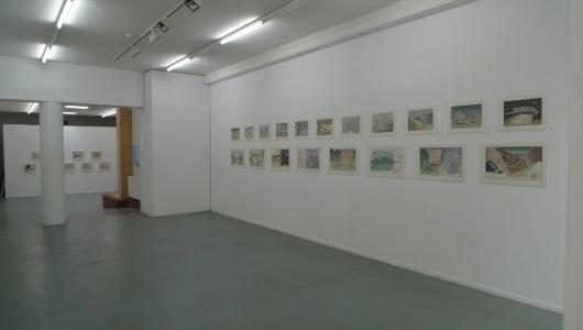 Kunsthalle, Tobias Gerber, Diederik Gerlach, Galerie Maurits van de Laar