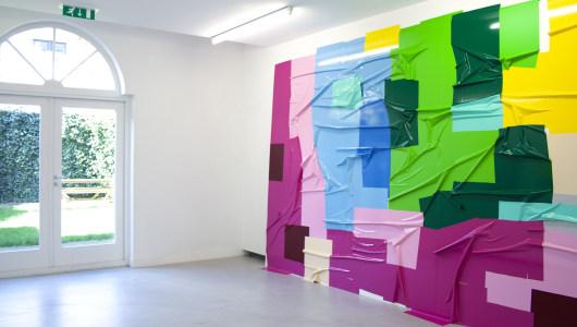 flatFOLDfoil, Jochem Rotteveel, Galerie Bart