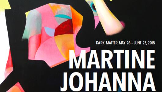 Dark Matter, Martine Johanna, Koch x Bos Gallery