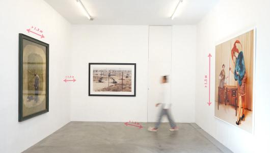 ONE POINT FIVE METER PLUS, Teun Hocks, Edward Burtynsky, Justin McAllister, Line Gulsett, Torch Gallery