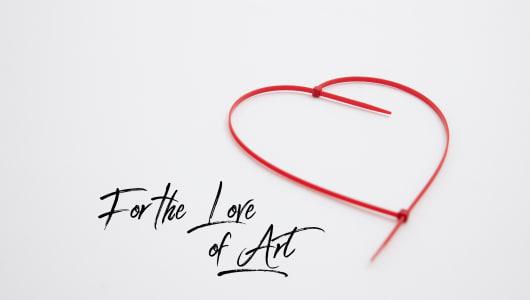 For The Love of Art, Joncquil, Reinier Lagendijk, Reinoud Oudshoorn, Johan de Wit, Michel Hoogervorst, Frank Halmans, Warffemius, Bob Bonies, D.D. Trans, Galerie Ramakers