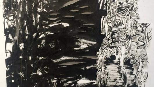 'LEBENSREIZ'-Nietzsche-Wege und Fundstücke 82-2016, Marjolijn van den Assem, RAM