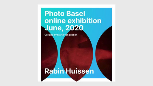 Photo Basel | Rabin Huissen, , Chrysalid Gallery