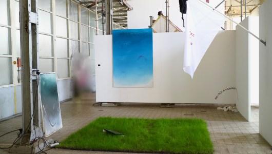 Final presentations Frank Mohr Instituut, Nokukhanya Langa, Galerie van Gelder