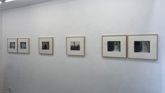 Diachronie, Guido Guidi, Gerry Johansson, Galerie Wouter van Leeuwen