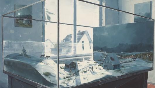πανόραμα, Sven Kroner, Galerie Fons Welters