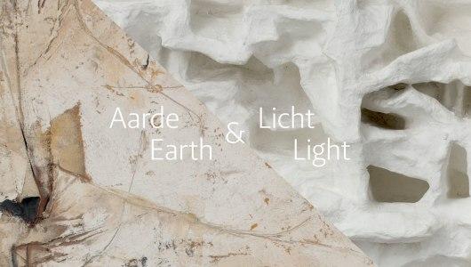 Aarde & Licht, Jaap Wagemaker, Jan Schoonhoven, BorzoGallery