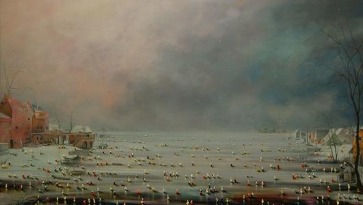 LONG SEASON, Hidenori Mitsue, Janknegt Gallery