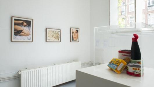 Untitled, Cleo Goossens, Mai van Oers, Dagmar Stap, Galerie Fleur & Wouter