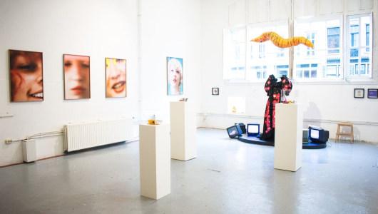 Pop Art, Floor van het Nederend, Dagmar Stap, Galerie Fleur & Wouter