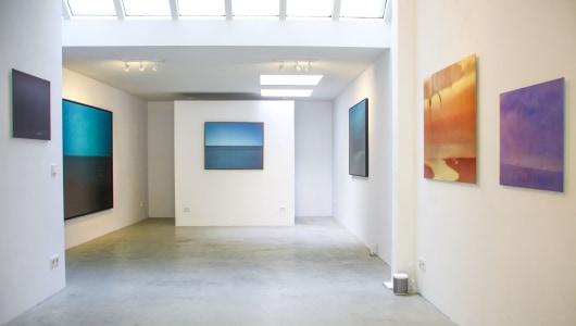 A Moment in Time, Simone Hoang, Max Kraanen, Galerie Fontana