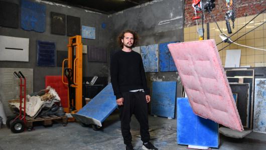 Jef Meyer. Solo exhibition., Jef Meyer, Callewaert Vanlangendonck Gallery