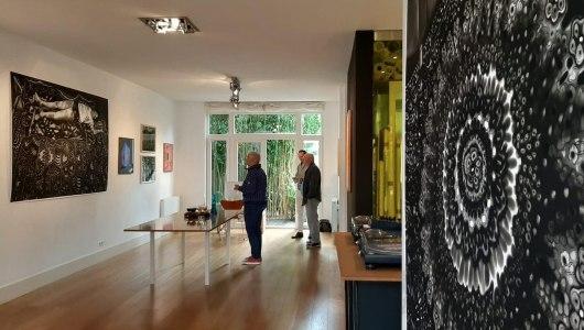 Come into my World, Sigrid van Woudenberg, Bas Wiegmink, Galerie Helder
