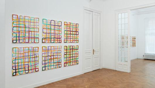 Marc Rossignol - Entre-deux, Marc Rossignol, Annie Gentils Gallery