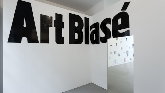 Art Blasé, Erik van Lieshout, Annet Gelink Gallery