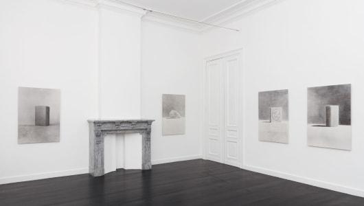 Halab, Marie Cloquet, Annie Gentils Gallery