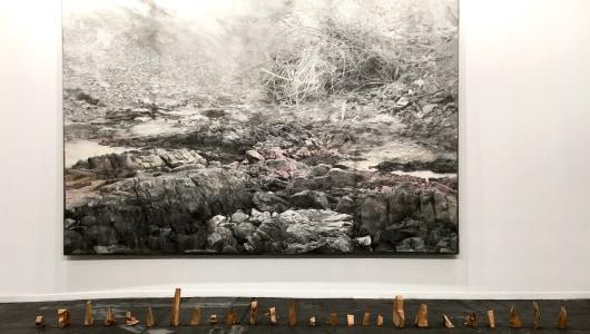 ARCO MADRID, Marie Cloquet, Annie Gentils Gallery