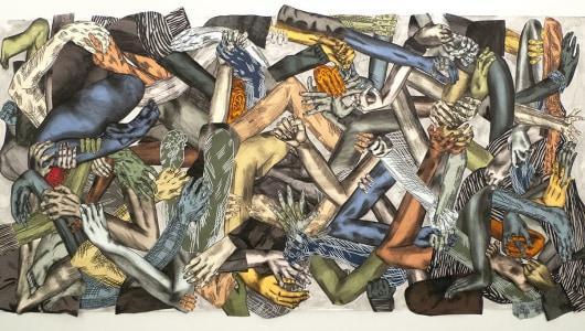 PAROM(E)IS, Charlotte Schleiffert, Susanna Inglada, Galerie Maurits van de Laar