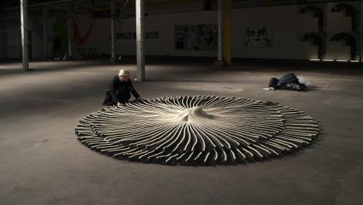 Big Art, Karin van Dam, Galerie Maurits van de Laar