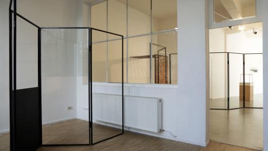 LE PAPILLON DE L'ARCHITECTURE, Thomas Raat, Caroline Van den Eynden, DMW Gallery
