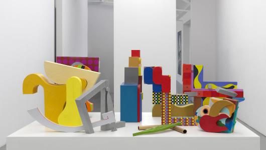 Dampcloot, Rodrigo Hernández, Galerie Fons Welters