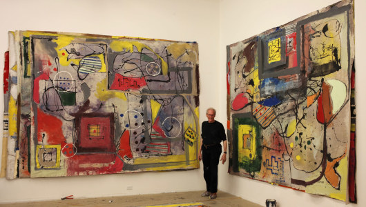 New works, Tom Goldenberg, Althuis Hofland Fine Arts