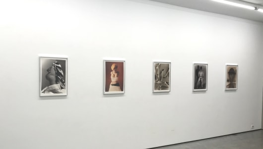 Unseen @ The Gallery, Paul Kooiker, tegenboschvanvreden