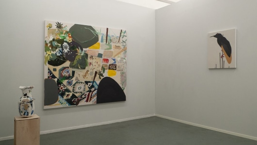 Andrea Freckmann, Peter Vos, Andrea Freckmann, Peter Vos, Galerie Maurits van de Laar
