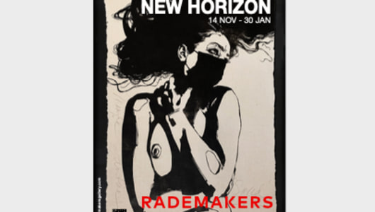 New Horizon, Maayke Schuitema, Joana Schneider, Piet Paris, Rademakers Gallery
