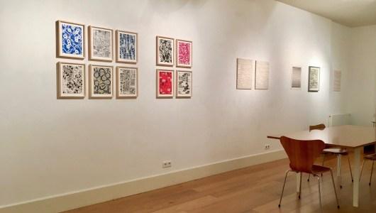 POSITIONING, Zaida Oenema, Stephan van den Burg, Galerie Helder