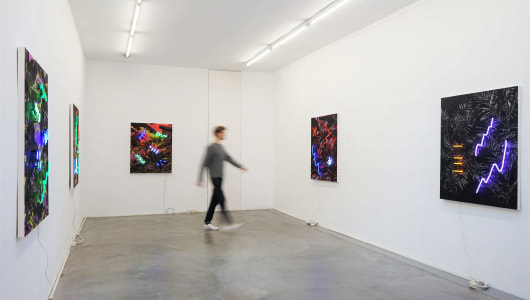 Dance Dance Revolution, Thijs Zweers, Torch Gallery