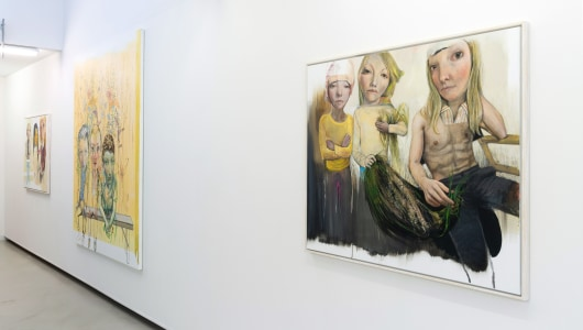 The Waiting, Tamara Muller, Galerie Bart