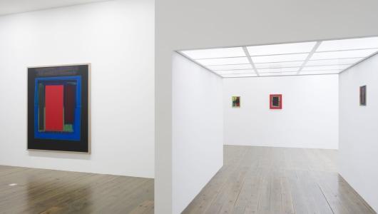 Und mit Rot, Günter Tuzina, Slewe Gallery