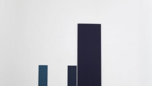 Coleurs / Surfaces / Espaces, Marthe Wéry, Geukens & De Vil