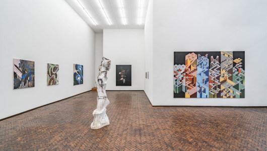 Echoes of the Unseen, Damien Cadio, Janine van Oene, Johan Tahon, Robert Seidel, Galerie Gerhard Hofland