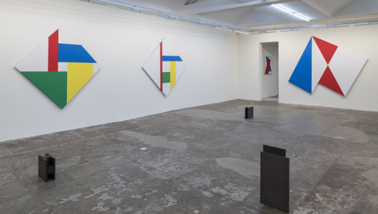 Bob Bonies & Cor van Dijk, Bob Bonies, Cor van Dijk, Galerie Ramakers