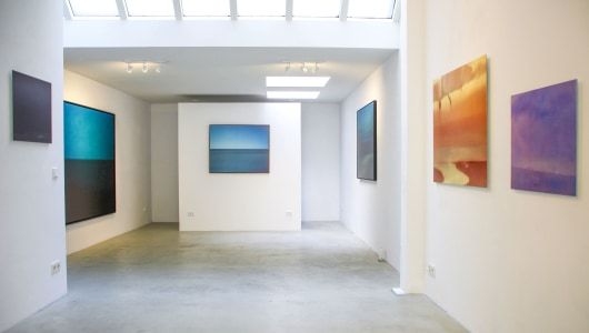 A Moment in Time, Simone Hoàng, Max Kraanen, Galerie Fontana